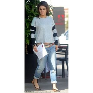 French Connection Sweater Seen On Mila Kunis!